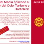 curso social media turismo hostelería